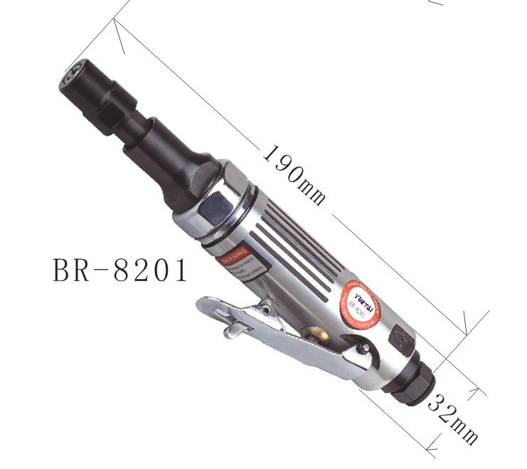 BR-8201气动刻磨机 气动轮胎打磨机 直磨机